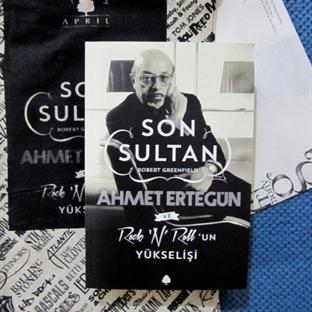 Son Sultan Ahmet Ertegün