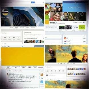 Sosyal ağlar birbirine benzemeye başladı