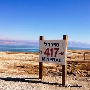 İsrail - Ölü Deniz (Dead Sea)