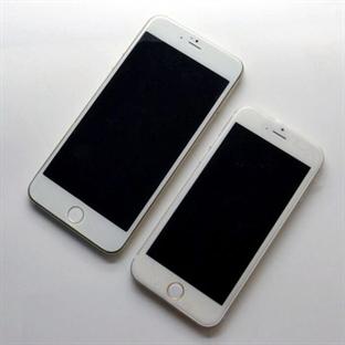 Şu anda yeni iPhone 6'lara bakıyorsunuz