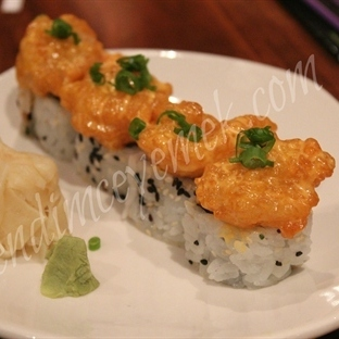 Sushi a la P.F. Chang's Menüsü