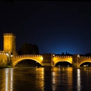 İtalya'nın romantik şehri: Verona…