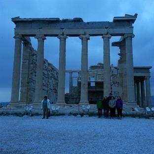 Tanrıların Başkenti Atina