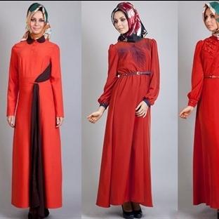 Tekbir Yazlık Elbise Modelleri