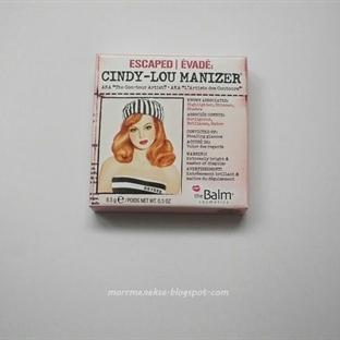 The Balm Cindy Lou Manizer Aydınlatıcı