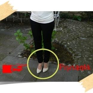 Topuklu Ayakkabı ile İmtihanım