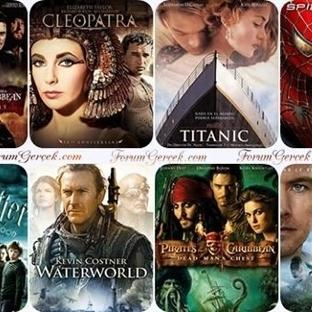 Tüm Zamanların En Pahalı Filmleri - (Özetleriyle)