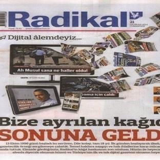 Türkiye'nin İlk Dijital Gazetesi