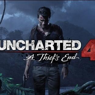 Uncharted 4: A Thief's End Geliyor!