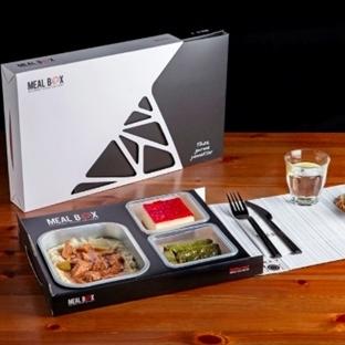 Uzun Ömürlü Değil Taze Yemeğin Adresi Meal Box