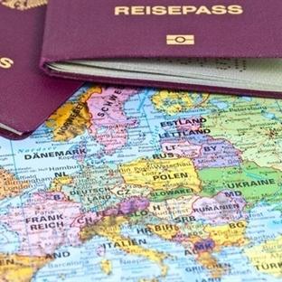 Vizesiz Gidilebilen Ülkeler - 2014 Haziran Güncel