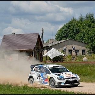 WRC: Polonya Rallisi'nde Zafer Ogier'in !!