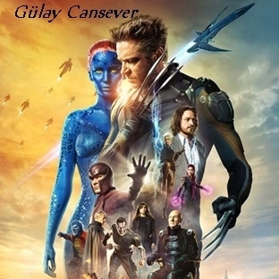 X-MEN GEÇMİŞ GÜNLER GELECEK
