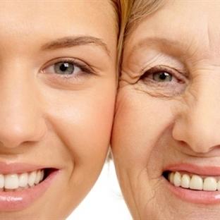Yaşlanmayı Geciktirici Öneriler