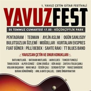 Yavuz Çetin'in anısına festival düzenlenecek