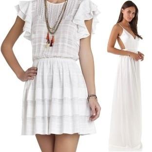 Yaz Aşkı : Beyaz Elbiseler