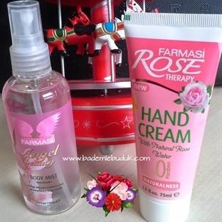 yaz için kozmetikler