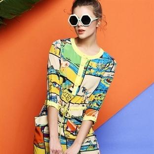Yazlık Elbise Modelleri ( Sheinside alışverişi )