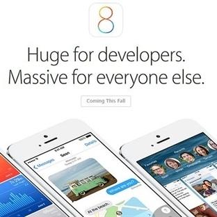 Yeni iOS 8 Yazılım Geliştirme Kiti Tanıtıldı!