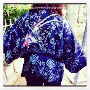 Yeniler - Sheinside Kimono ve Joya'Mor Kolye