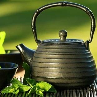 Yeşil çay ile zayıflayın