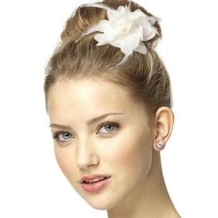 Yüzünüze En Uygun Gelin Saçı Hangisi?