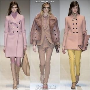 2014-2015 Gucci Sonbahar Kış Koleksiyonu