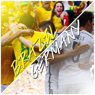 2014 Dünya Kupası: Yarı Final