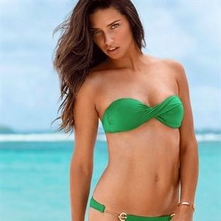 2014 En gözde bikini modelleri