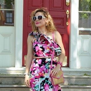 2014 Yaz Modası / Elbise Modelleri