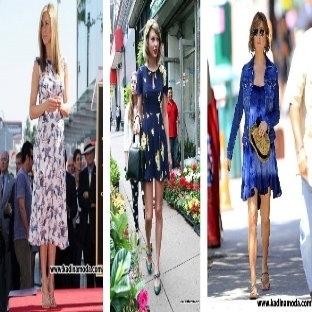 2014 Yazında Ünlülerden Giyimler