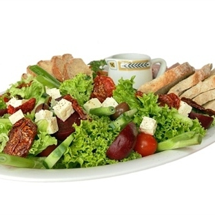 Akdeniz Tipi Diyet Yemekleri