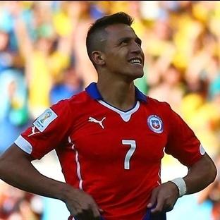 Alexis Sanchez'in Menajerinden İlginç Hareket