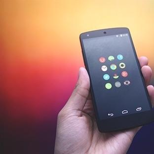 Android Göz Alıcı İkon Temaları