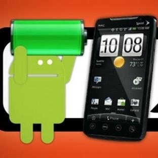 Android Telefonunuzun Pil Ömrünü Arttırın