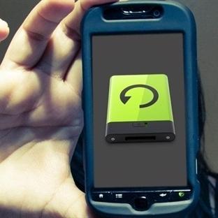 Android Telefonunuzun Rehber ve Mesajlarınızı Yede