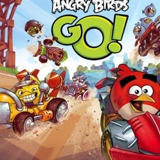 Angry Birds Go, multiplayer olacak!