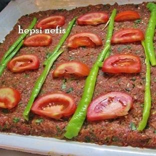 Antakya Tepsi Kebabı nasıl yapılır
