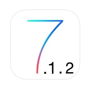 Apple iOS 7.1.2' yi Yayınladı