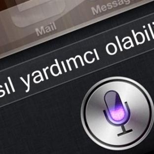 Apple Siri'yi Türkçeleştiriyor.