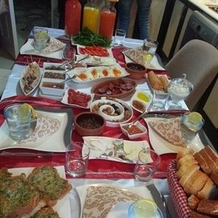 Arkadaşlarımla Kahvaltı ...