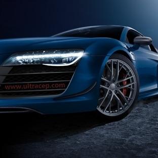 Audi Lazer Farlara Sahip İlk Otomobili Duyurdu.