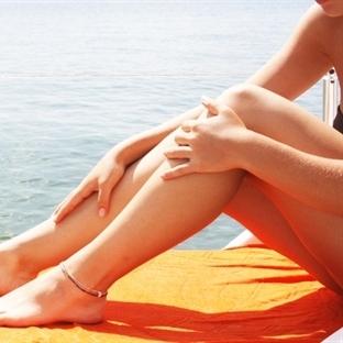Bacaklarda oluşan çatlaklar nasıl gider?