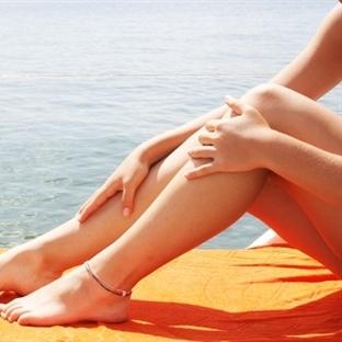Bacaklarımız güzelleşsin!
