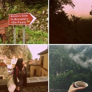 Başka Bir Dünya : Sümela Manastırı Trabzon