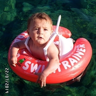 Bebeklere Özel Yüzme Simidi