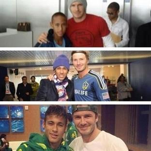 Beckham zamanı durdurmuşa benziyor
