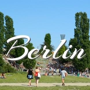 Berlin'in Yaz Hali