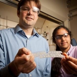 Bilim Sayesinde Parlayan Polimerle Bomba Tespiti