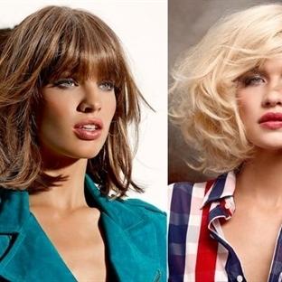 Bob Kesim Kahküllü Saç Modelleri